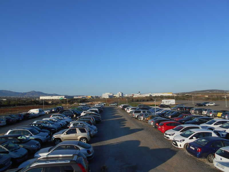 APOLLO  Airport Parking Athens Uncovered Φωτογραφία