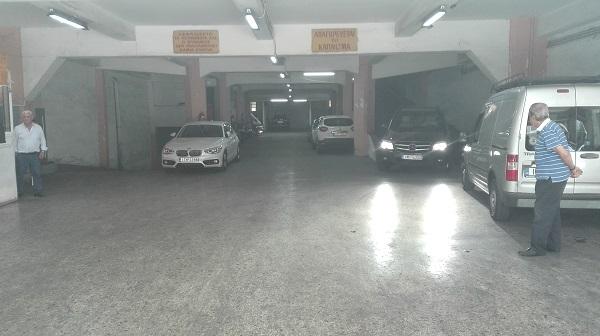 Parking ΑΦΟΙ ΣΑΡΑΝΤΟΠΟΥΛΟΙ Photo